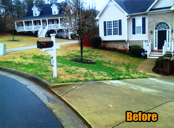 Woodstock Ga Lawn Care
